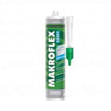 Герметик MAKROFLEX SX101 силикон. санитарный прозрачный 290мл