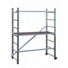 Алюминиевая лестница-помост 3 В 1 Россия