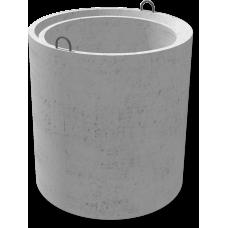 Кольцо колодезное КС-07-9 с замком (вн.д-0,7м нар.д.-0,87м высота 0,9м)