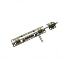 Засов дверной 3Д-300 бронза антик (5) Домарт