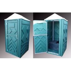 Туалетная кабина ЭКОНОМ (емкость 250л) 2200х1060х1060мм