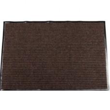 Коврик напольный Floоr mat (Атлас) 80х120см, коричневый