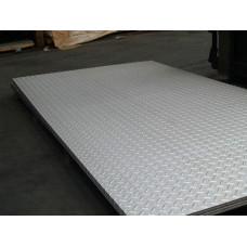 Лист г/к риф 4мм 1,5х6м