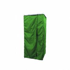 Дачная душевая кабина Rostok сборная без бака (зеленый) 2140х955х955