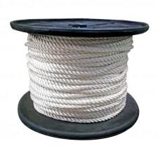 Канат полиамидный D= 8мм тросовой свивки (100м) тов-161720