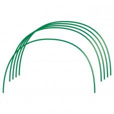 Парниковые ДУГИ в пвх 0,75*0,9м 6шт. диаметр трубы 10мм