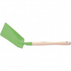 Совок хозяйственный, деревянная ручка СИБРТЕХ 93869