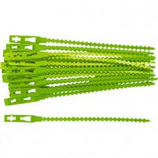 Подвязки для садовых растений 13см пластиковые 50шт PALISAD 64494