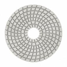 Алмазный гибкий шлифовальный круг 100мм Р400 мокрое шлифование MATRIX 73510