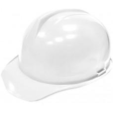 Каска строительная белая БИБЕР тов-069149
