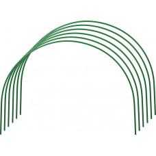 Парниковые ДУГИ в ПВХ 1,2*1м 6шт. диаметр трубы 10ии
