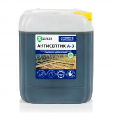 А-3-20 ЗЕЛЕСТ Стандарт 20кг антисептик фисташковый