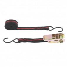Ремень багажный с крюками 5м храповой механизм SPARTA  Automatic 543385