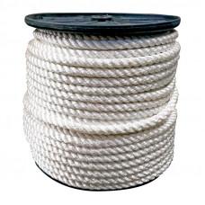 Канат полиамидный D=14мм тросовой свивки (100м) тов-158426