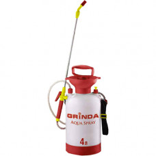 Опрыскиватель 4л GRINDA переносной с широкой горловиной и устойчивым днищем