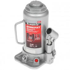 Домкрат MATRIX MASTER 50729 гидравлический бутылочный 15т. h подъама 230-460мм