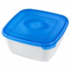 Емкость пласт. для хранения и СВЧ квадрат. 1,5л POLAR РТ9676
