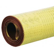 Бумага наждачная зерно №0 (М40) ширина рулона 0,78м