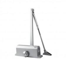 Доводчик 40-65кг (макс.75кг) серебро 61101 ШЛОСС