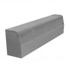 Бордюр дорожный 1000x300x150 серый (18шт)