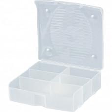 Блок для мелочей 14х13см прозрачный матовый СИБРТЕХ