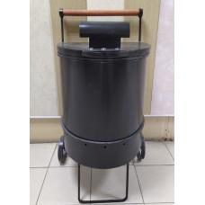 МСЖТ контейнер для сжигания мусора