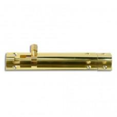 Шпингалет Apecs DB-15-120-BRASS-G (DB015-120-BP)
