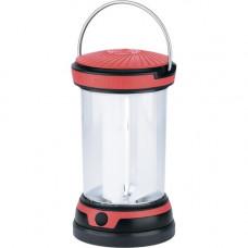 Фонарь кемпинговый светодиодный 4 режима свечения ABS+PS пластик 6 LED 3xAA Stern 90541