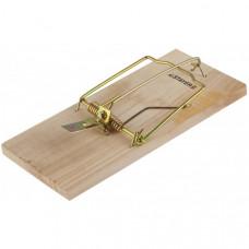 Крысоловка деревянное основание STAYER STANDARD 40501-L