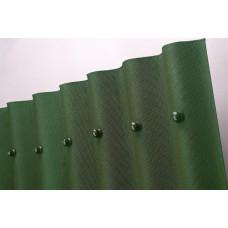 Ондулин SMART зеленый 0,95х1,95м (без гвоздей)