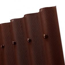 Ондулин SMART коричневый 0,95х1,95м (без гвоздей)