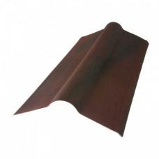 Коньковый элемент SMART коричневый 1м