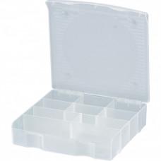 Блок для мелочей 17х16см прозрачный матовый СИБРТЕХ