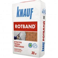 Штукатурка гипсовая KNAUF Ротбанд 30кг (40шт)