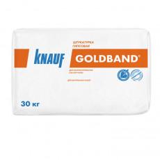 Штукатурка гипсовая KNAUF Гольдбанд 30кг (40шт)