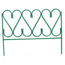 Забор декор. ИЗЯЩНЫЙ 0,69х0,53м 5 секций