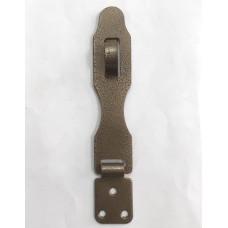 НД-140 Накладка дверная бронза антик Тонар