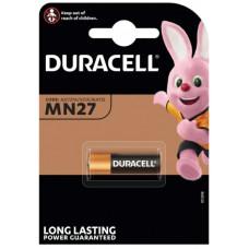 Элемент питания LR MN 27/A27 (для автосигнал) BP-1 (блист.1шт) Duracell A0000027