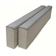 Бордюр тротуарный 1000х200х80 серый (50шт)