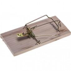 Мышеловка деревянное основание средняя STAYER STANDARD 40501-М