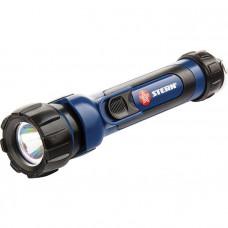 Фонарик светодиодный противоударный влагозащищенный 1 Led 2xAA Stern 90520